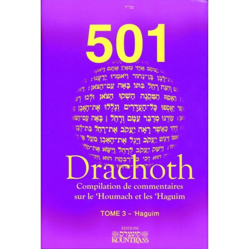 501 Drachot - Tome 3 - 'Haguim Kountrass - 1