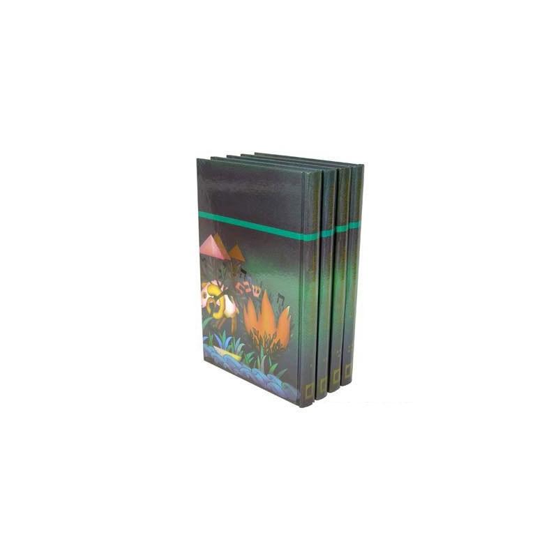 Un Trésor d'Aggadot sur la Tora - Coffret de quatre volumes - Rabbi Yisraël Klapholtz - 1