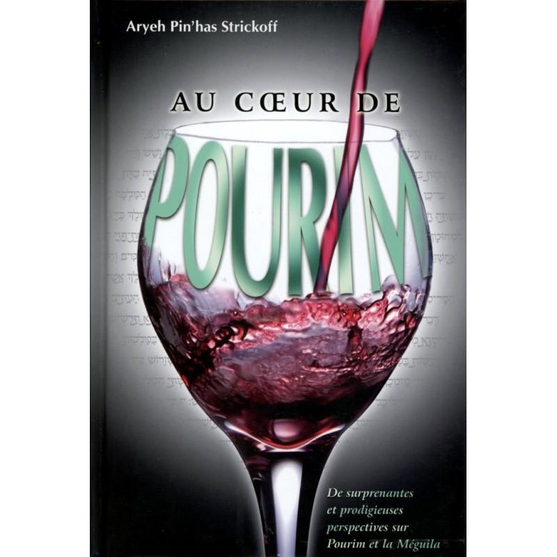 Au cœur de Pourim - Aryeh Pin'has Strickoff Editions Kol - 1
