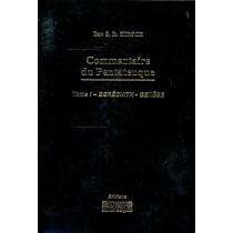 Commentaire du Pentateuque - Tome I - Beréchit - Genèse - Rav S. R. Hirsch - 1