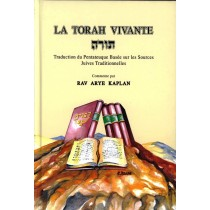 La Torah vivante - Arye Kaplan - 1