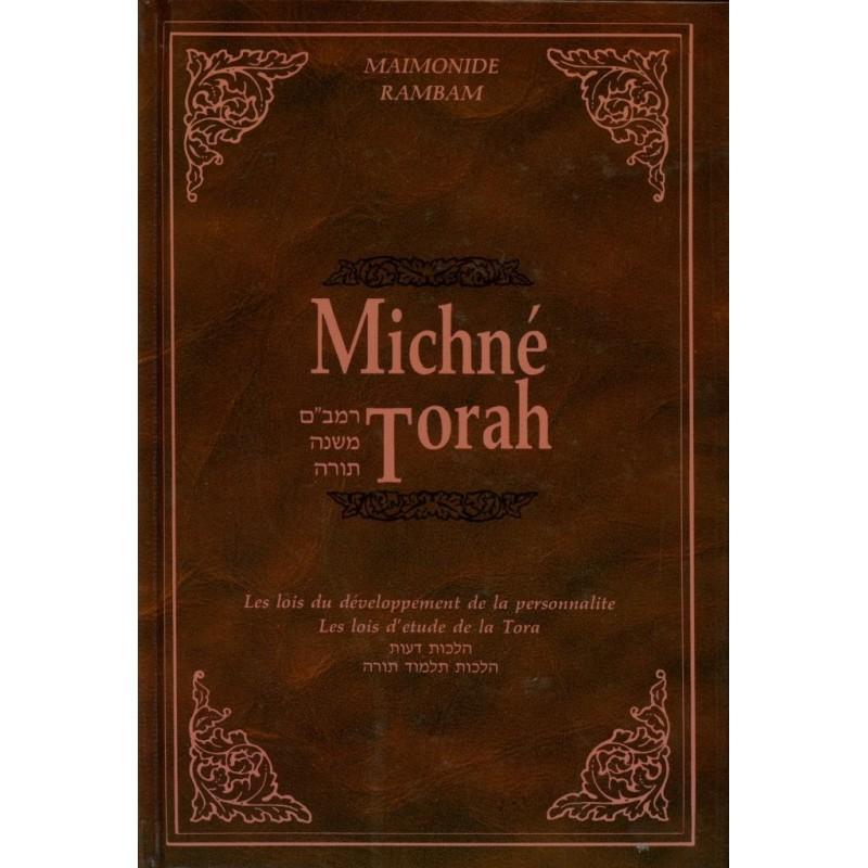 Michné Torah - Tome 2: Hilkhoth Deoth & Talmud Torah - Maimonide - 1