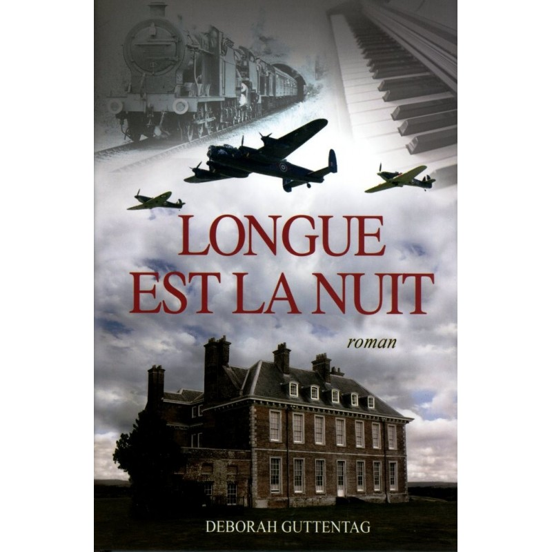 Longue est la nuit - Deborah Guttentag Editions Hinoukh - 1
