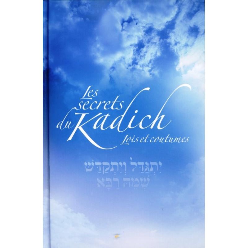 Les secrets du Kadich Editions Hinoukh - 1