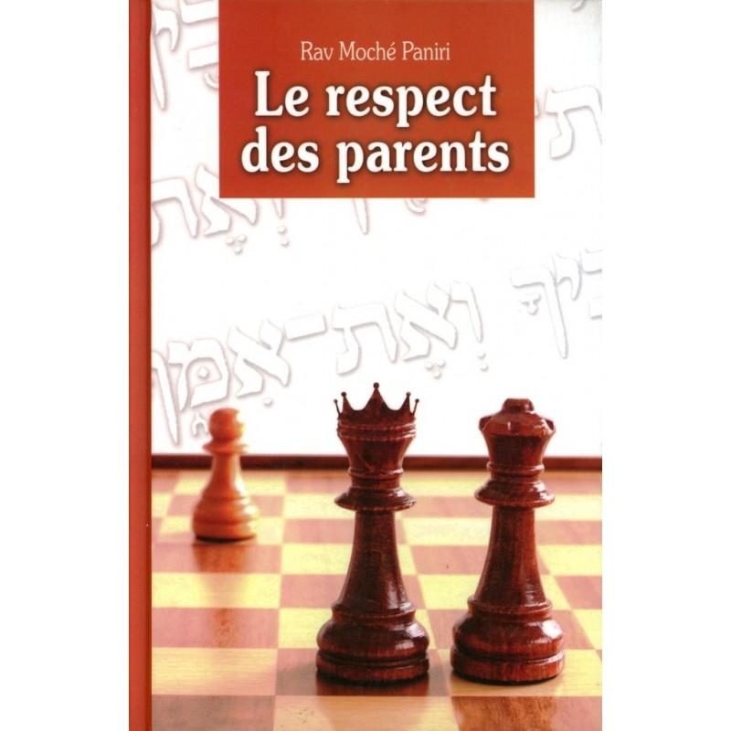 Le respect des parents - Rav Moché Paniri - 1