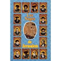 Les sages de Jérusalem - G.Katsenelenbogen - 1