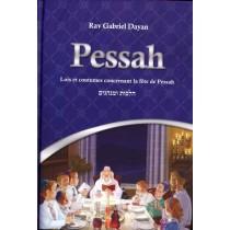 Pessah - Rav Gabriel Dayan Editions Aleph - 1