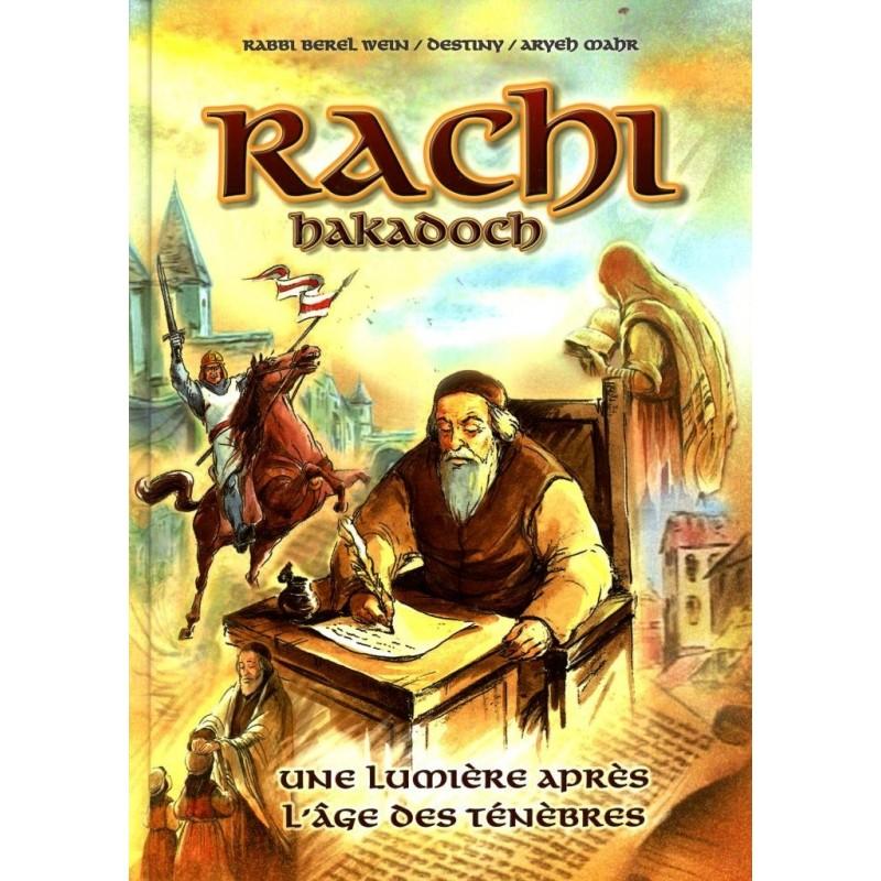 Rachi hakadoch - Rabbi Berel Wein / Destiny / Aryeh Mahr - 1