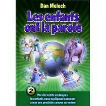 Les enfants ont la parole - Tome 2 - Dan Melech Editions Hinoukh - 1