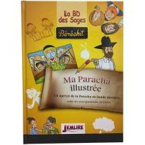La BD des Sages - Ma Paracha Illustrée - Béréchit - 1