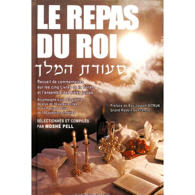 Le repas du roi - Moshe pell - 1