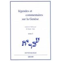 Légendes et commentaires sur la Genèse - Brigitte Donnet-Guez - 1