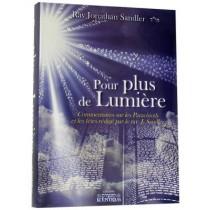 Rav Jonathan Sandler zal - Pour plus de Lumière - 2