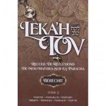 Leka'h Tov - Béréchit Tome 2 JP Books - 1