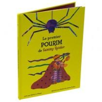Le premier Pourim de Sammy Spider Yodé@ éditions - 1