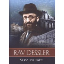 Rav Dessler Sa vie, son oeuvre Jérusalem Publications - 1