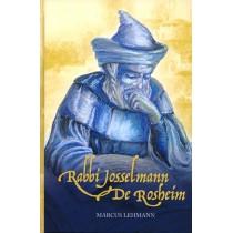 Rabbi Josselmann De Rosheim - Dr. Marcus Lehmann - 1