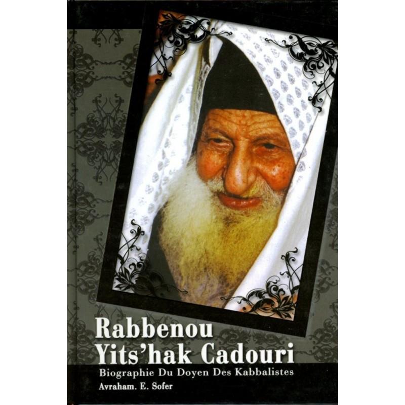 Rabbenou Yits'hak Cadouri - Avraham Eliezer Sofer - 1