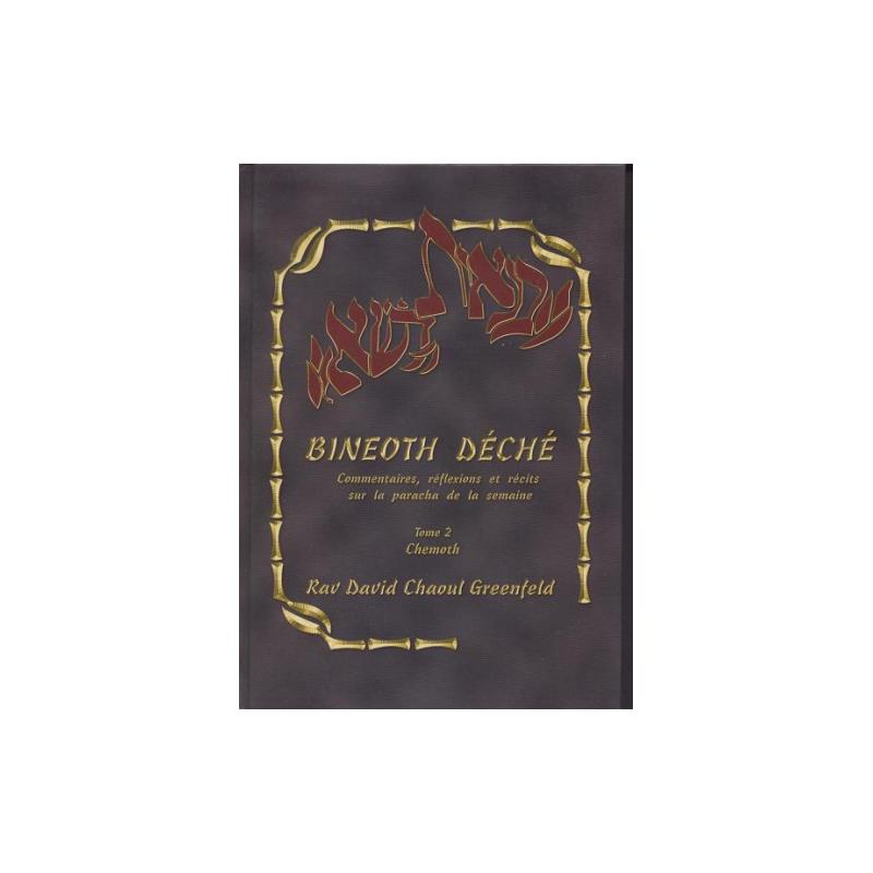 Bineoth Déché Tome 2 Chemoth - 1