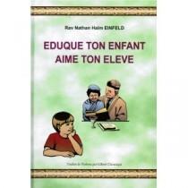 Eduque ton enfant Aime ton eleve L'Arche Du Livre - 1