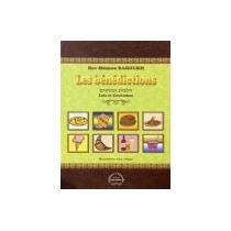 Les Bénédictions - Lois et Coutumes - Rav Shimon Baroukh Editions Kol - 1