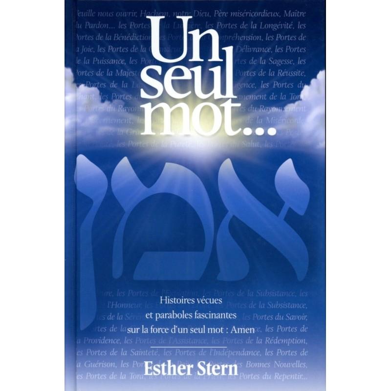 Un seul mot... Amen - Esther Stern - 1