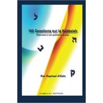 160 questions sur la kabbalah Kabbalah EDITIONS - 1