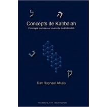 Concepts de Kabbalah KABALLAH EDITIONS - 1
