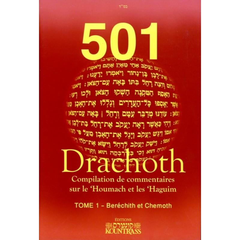 501 Drachot - Tome 1 - Bérechith et Chemoth Kountrass - 1
