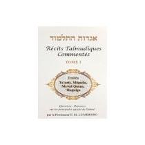 Hagadot Hatalmoud - Récits talmudiques commentés - Tome 3 Le Monde du Livre - Olam Hasefer - 2