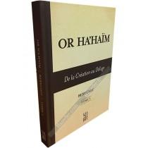 Or Ha'Haïm - Béréchit - Tome 1 - 1