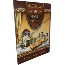 La Haggadah de Pessa'h héb/fr/phonétique brochée - 1