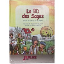 La BD des Sages - Tome 3 + CD audio - 1