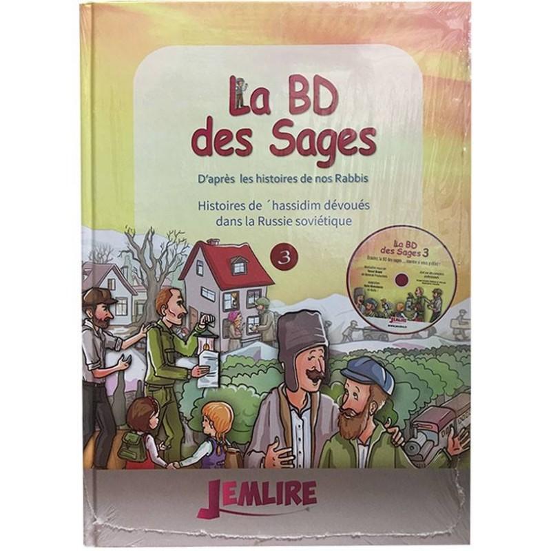 La BD des Sages - Tome 3 + CD audio - 1