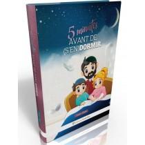 5 minutes avant de (s'en)dormir Tome 1 Editions Torah-Box - 1