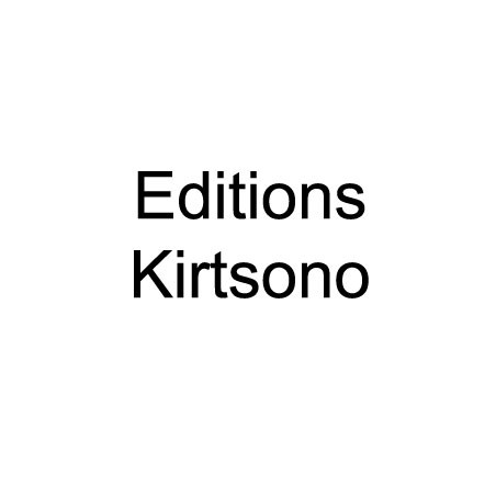 Editions Kirtsono