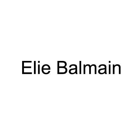 Elie Balmain