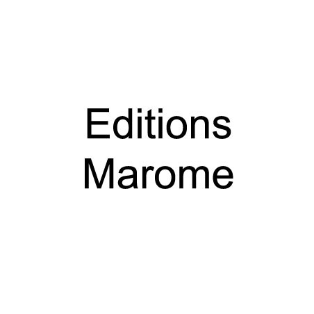 Editions Marome
