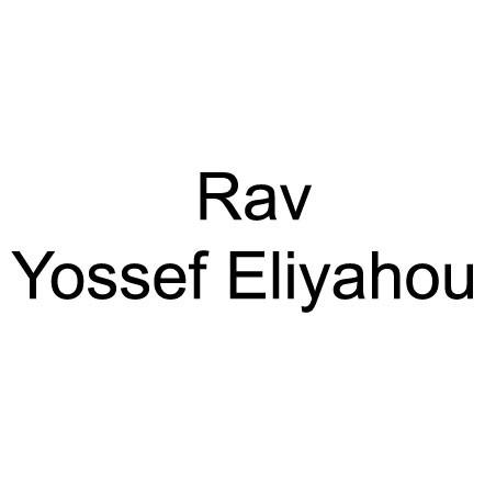 Rav Yossef Eliyahou