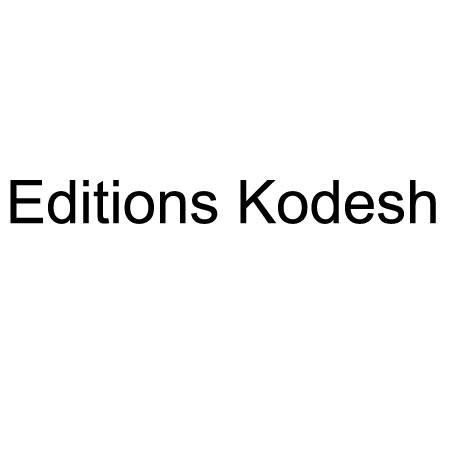 Editions Kodesh