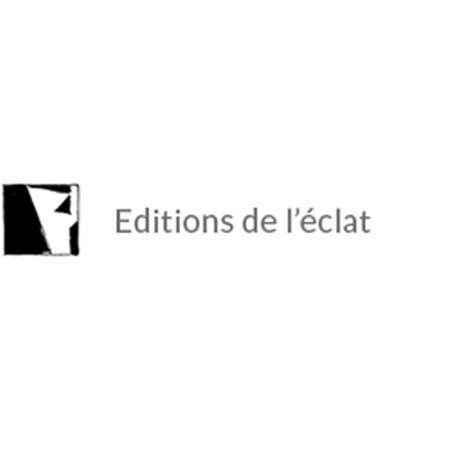 Edition de l'Eclat